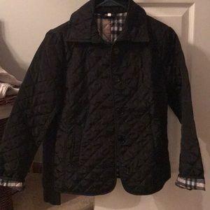 Jackets & Blazers - Black quit coat